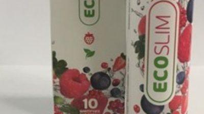 Eco Slim Este Sirop Sau Capsule Care Se Dizolva?