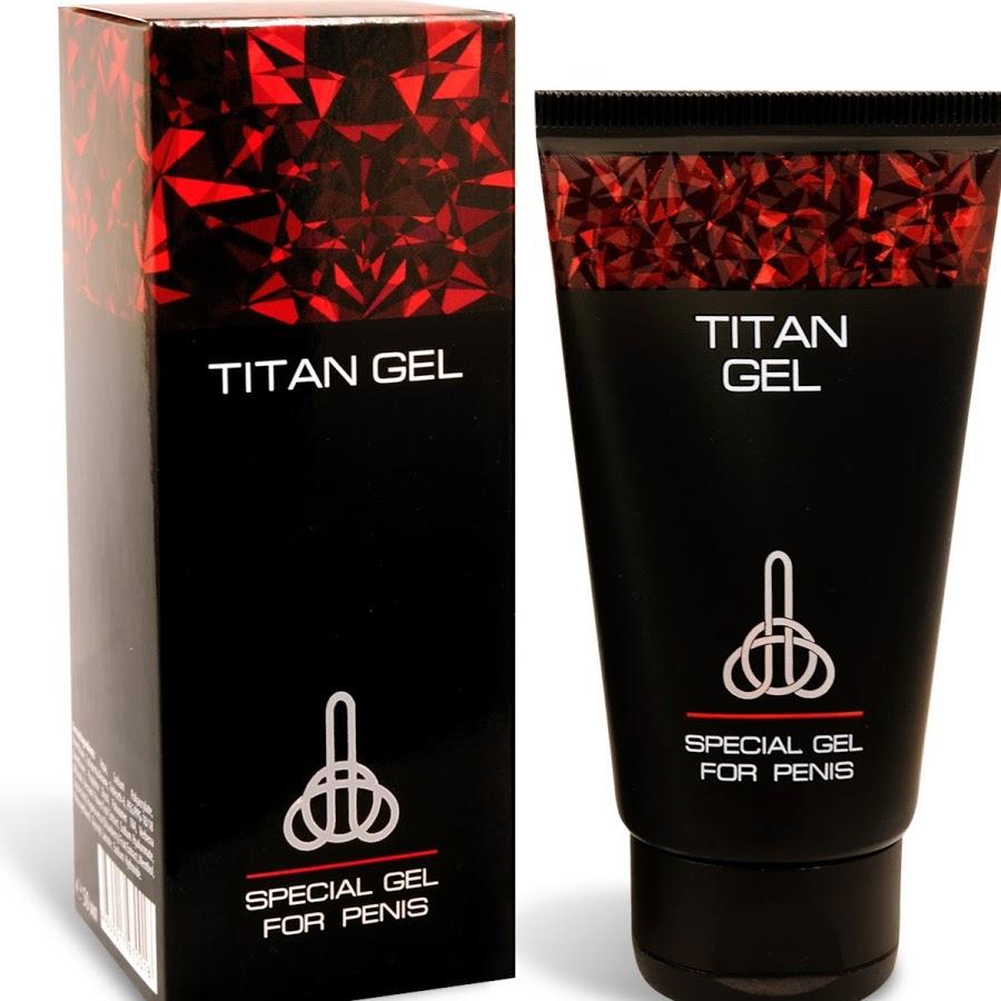 Titan Gel - Pentru Marirea Penisului