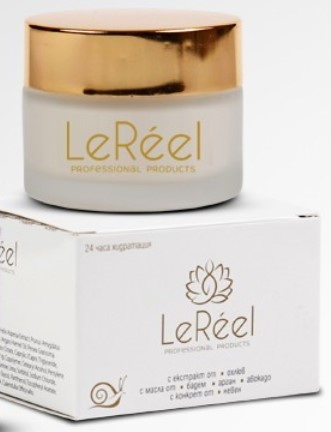 LeReel Crema Antiaging
