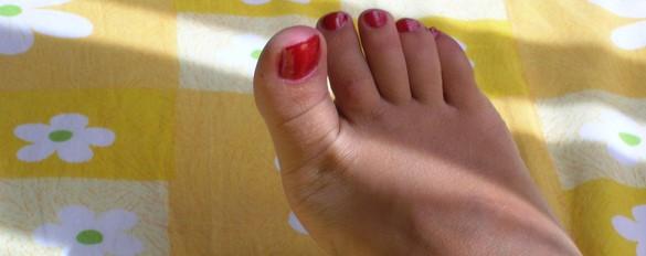 unghii picioare fresh fingers