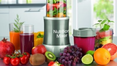 Nutrition Mixer – este un blender eficient?