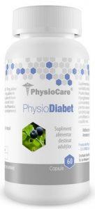 PhysioDiabet Supliment Pentru Scaderea Glicemiei