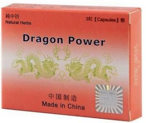 Dragon Power 3 Capsule Potenta