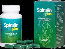 Spirulin Plus Capsule Romania