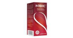 Intoxic – picaturi pentru parazitii intestinali