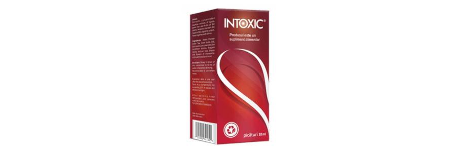 Intoxic Picaturi Paraziti
