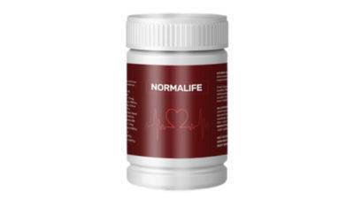 Normalife –  capsule ce scad tensiunea arteriala