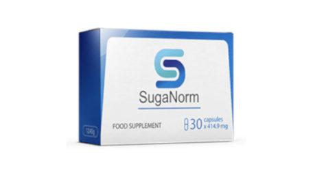 SugaNorm – capsule pentru tratarea diabetului
