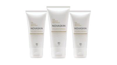 Novaskin – cremă pentru estomparea ridurilor