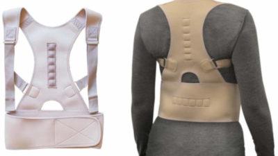 Active Posture – corset pentru corectarea posturii
