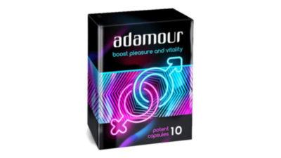 Adamour – erecție fermă în doar 10 minute?!
