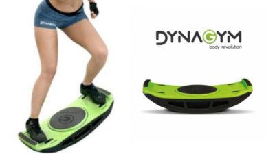 Dynagym – placă multifuncțională pentru antrenamente complete