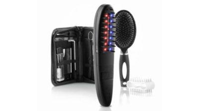 Electric Anti-Hair Loss Brush – combate căderea părului?!