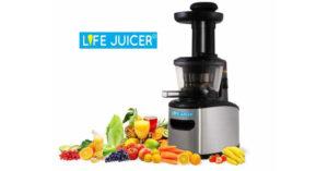 Life Juicer – pentru sucuri delicioase, pline de vitamine