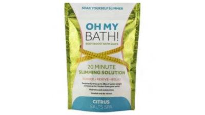 Slimming Bath – săruri de baie pentru detoxifiere și slăbire