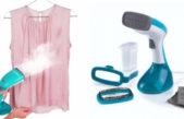 Vertical Steamer – calci hainele direct pe umeraș!