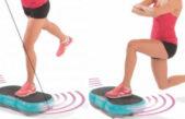 Vibrating Plate – placă de fitness multifuncțională