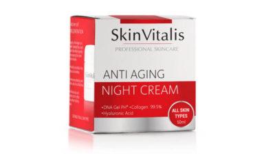 SkinVitalis – te scapă de riduri în 28 de zile?!