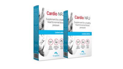 Cardio NRJ – pastile ce scad tensiunea arteriala