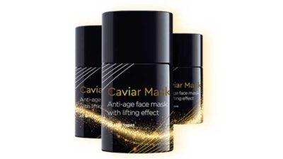 Caviar Mask – masca de față cu efect de lifting
