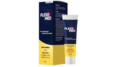 Flexomed – vindecă articulațiile în maximum 10 zile