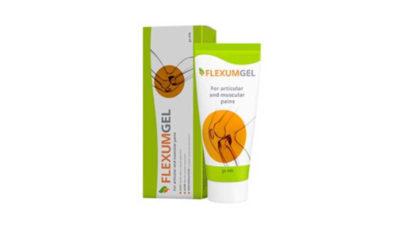 Flexumgel – gel pentru dureri articulare și musculare