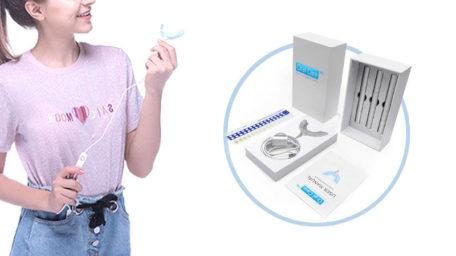 Oral Care – kit pentru dinți albi și un zâmbet strălucitor
