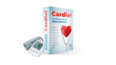 Cardiol – reduce valorile hipertensiunii arteriale în mod natural?!