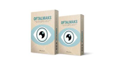 OftalMaks – capsule pentru protejarea vederii