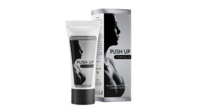 PushUp Formula – cremă pentru sâni mai mari și mai atrăgători