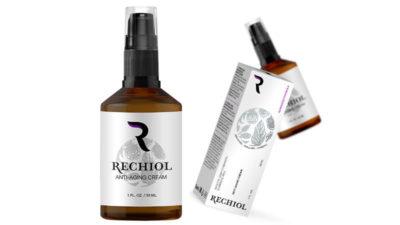 Rechiol – cremă antirid pentru o piele netedă și curată