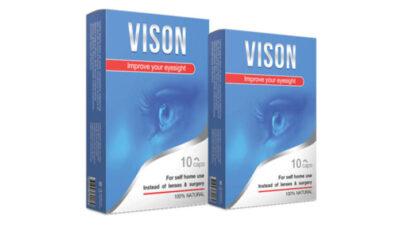 VisOn – capsule pentru îmbunătățirea acuității vizuale
