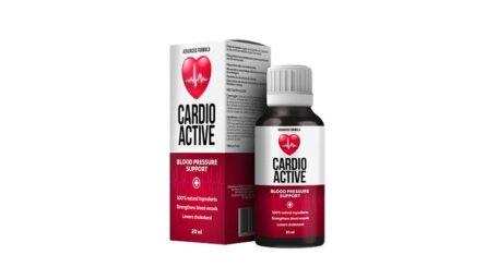 CardioActive – reglează tensiunea arterială după prima administrare