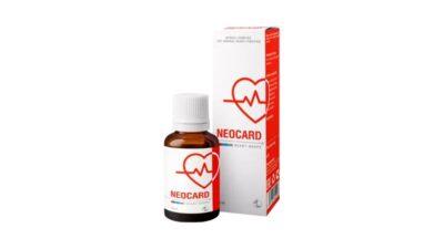 Neocard – ajută la gestionarea hipertensiunii și scade riscul de infarct și accident vascular cerebral