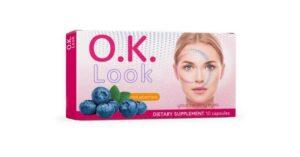 O.K. Look – capsule cu extract de afine, pentru îmbunătățirea vederii