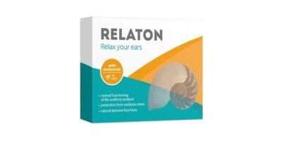 Relaton – susține sănătatea urechilor și întărește auzul