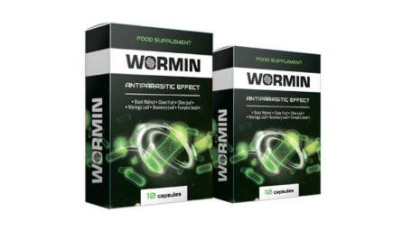 Wormin – curăță organismul de paraziți