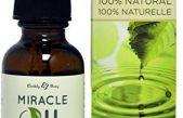Miracle Oil – Tratament pentru par deteriorat