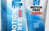 Motion Free – crema pentru dureri articulare
