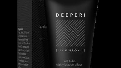 Deeper! – un gel pentru marirea penisului