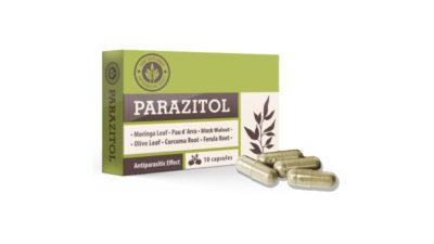 Parazitol – elimină paraziții și întărește sistemul imunitar