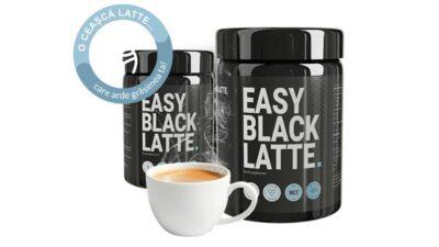 Easy Black Latte – arde grăsimea și elimină toxinele din organism