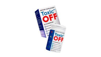 Toxic Off – capsule pentru eliminarea paraziților din corp