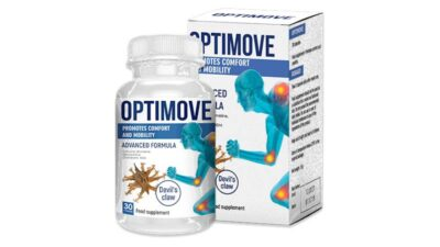 Optimove – elimină inflamația și ameliorează rapid durerea articulară