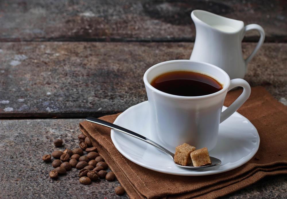 cafea cu zahar