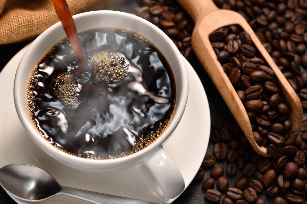 cafea proaspata