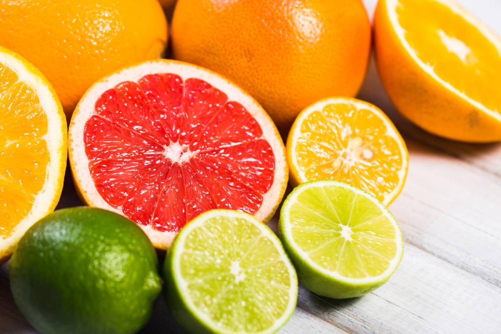 citrice dieta cu colagen