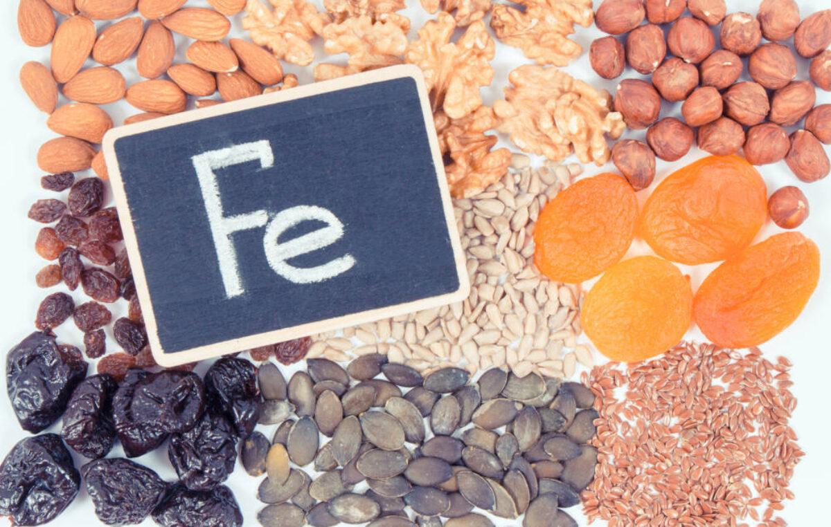 Cum ne afectează sănătatea deficitul de fier?