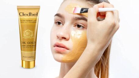 Cledbel – mască de față potrivită pentru toate tipurile de piele