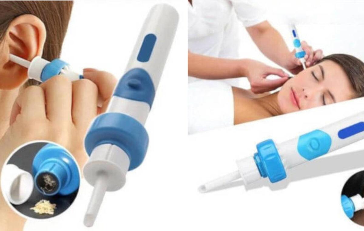 Earsio – aparat pentru curățarea urechilor